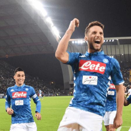 Napoli players