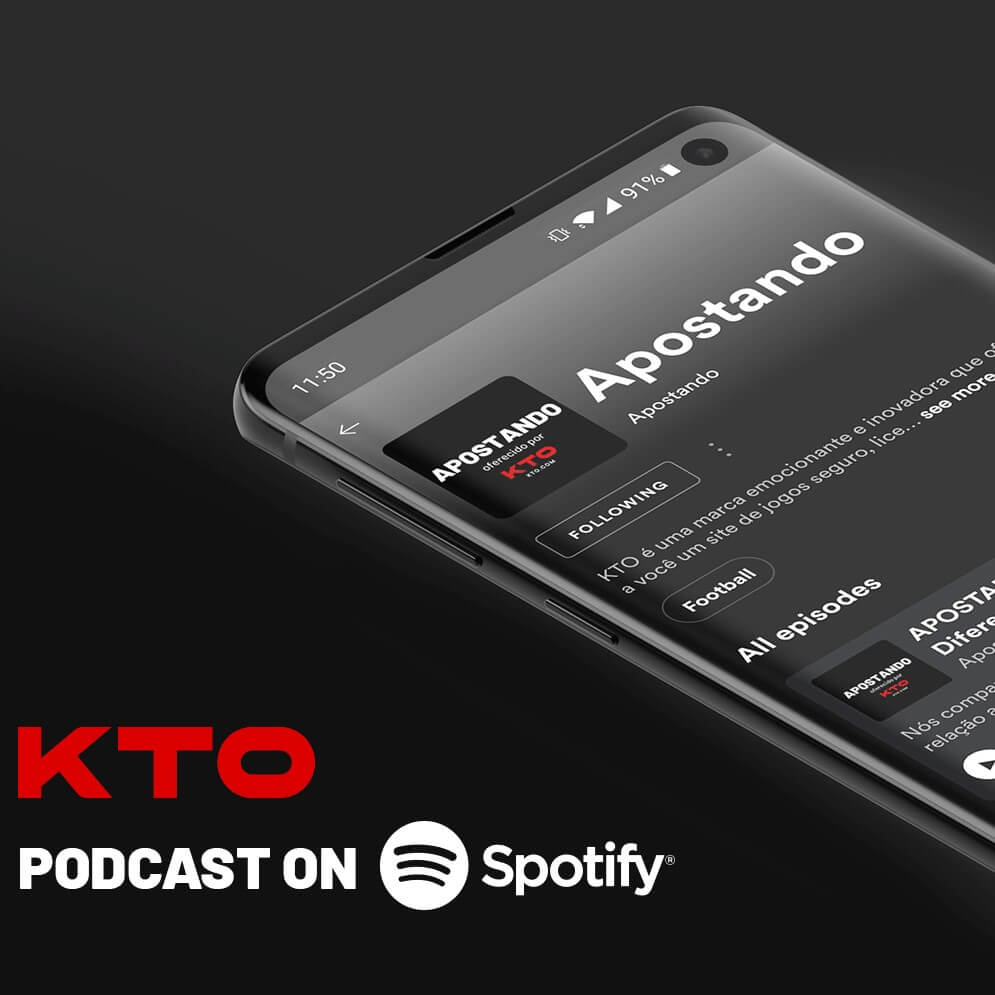 Brazil podcast Apostando
